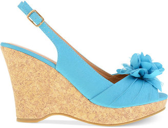 Chinese Laundry CL by Laundry Ilena3 Platform Wedge Sandals