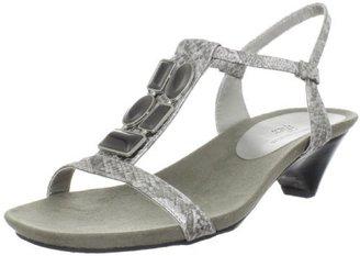 AK Anne Klein Women's Tappy Wedge Sandal