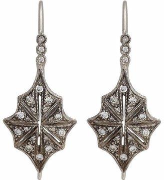 Cathy Waterman Women's Star Drop Earrings