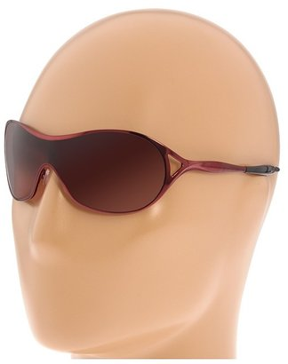 Oakley Deception (Matte Berry/G40 Black Gradient Lens) - Eyewear