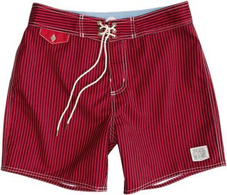 Ryde The Calvin Boardshort Red