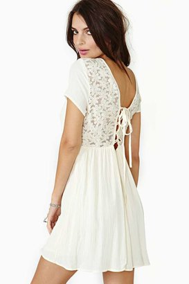 Nasty Gal Laced Daisy Dress