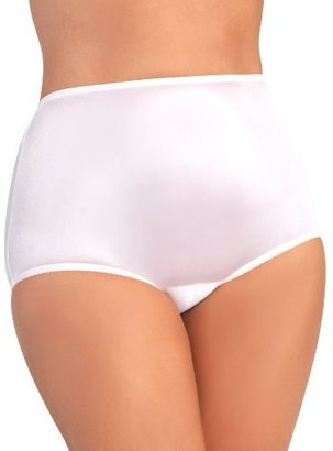 Vanity Fair Women's Perfectly Yours Ravissant Tailored Nylon Brief Panty $7.50 thestylecure.com