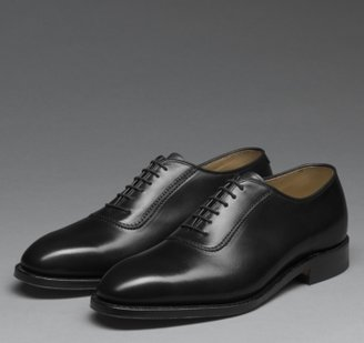 Johnston & Murphy Bal Oxford Plain Toe