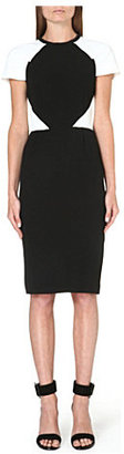 Roland Mouret Timarcha two-toned dress