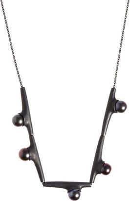 Ninh Wysocan Long Louise Tube Necklace
