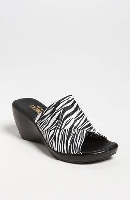 Onex 'Deena' Wedge Sandal