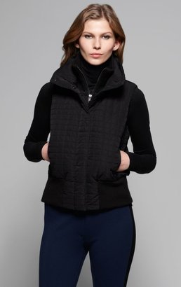 Theory CAIRSPIN Q Quilted Vest