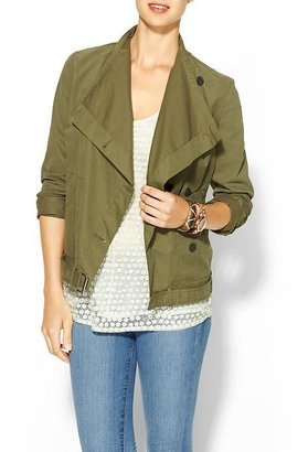 Juicy Couture Rhyme Los Angeles Nico Miltary Jacket