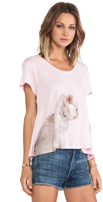 Wildfox Couture Cat Cafe Tee