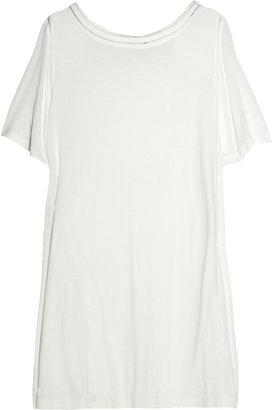 Theory Kersi brushed-jersey T-shirt