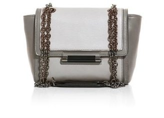 Diane von Furstenberg 440 mini leather bag