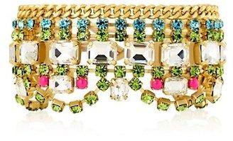 Juicy Couture Multi Layer Gemstone Bracelet