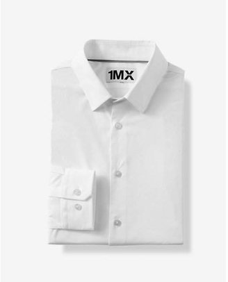 Express slim fit Dress shirt $59.90 thestylecure.com