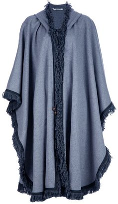Yves Saint Laurent Vintage long cloak