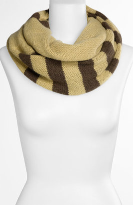Nordstrom Rugby Stripe Cashmere Infinity Scarf