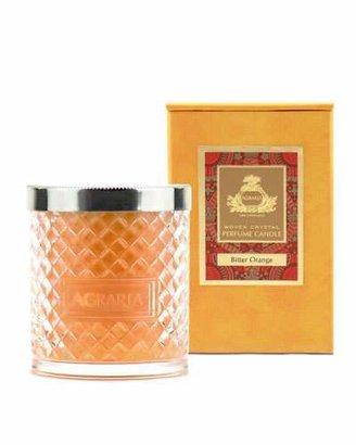 Agraria Bitter Orange Woven Crystal Perfume Candle, 7 oz.