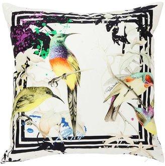 Bird Ramage Pillow