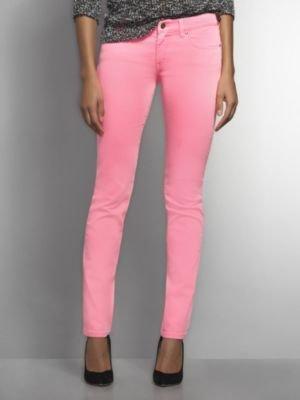New York & Co. Colored Skinny Leg Jean