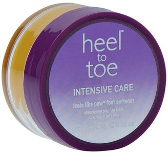 Heel to Toe Feels Like New Foot Softener Pot .62oz. $2.59 thestylecure.com