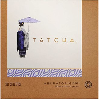 Tatcha Women's Aburatorigami Japanese Beauty Papers $12 thestylecure.com