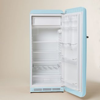 Smeg Refrigerator - Pastel Blue