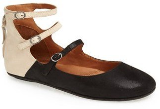 Gentle Souls 'Bay All Day' Mary Jane Flat