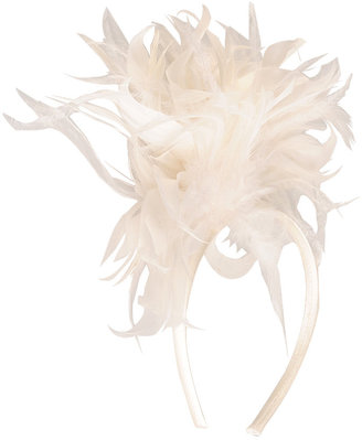 Forever 21 Feather Accent Headband
