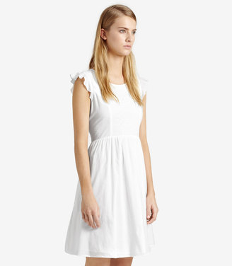 Reiss 1971 Iris EMBROIDERED DRESS