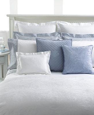 Lauren Ralph Lauren CLOSEOUT! Bedding, Paisley King Comforter