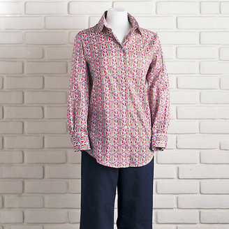 Liberty of London Designs Spring Garden Shirt