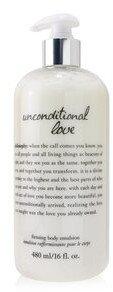 Philosophy Unconditional Love Firming Body Emulsion 480ml/16oz