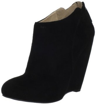 Nine West Women's Lottie Wedge Bootie