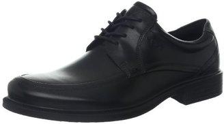 Ecco Men's Dublin Apron-Toe Tie Oxford Shoe