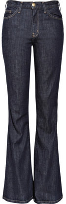 Current/Elliott The High Rise Bell flared jeans