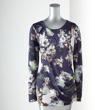 Vera Wang Simply vera floral top