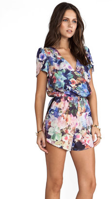 6 Shore Road Archers Short Romper