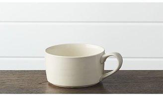 Crate & Barrel Soup Mug