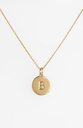 One In A Million Initial Pendant Necklace