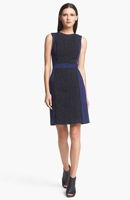 Opening Ceremony 'Crave' Contrast Panel Dress