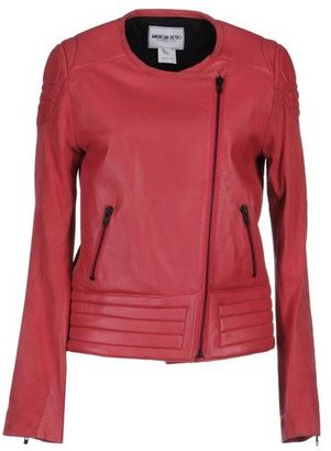 American Retro Leather outerwear
