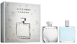 Azzaro Chrome Gift Set (A $127 Value)