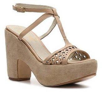 Envy Primrose Platform Sandal