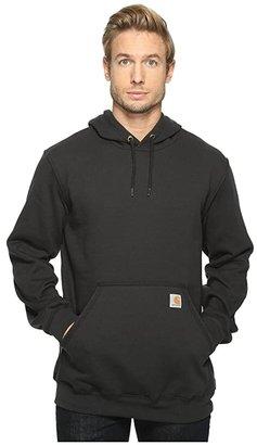 Carhartt MW Hooded Sweatshirt (Black) Men's Sweatshirt