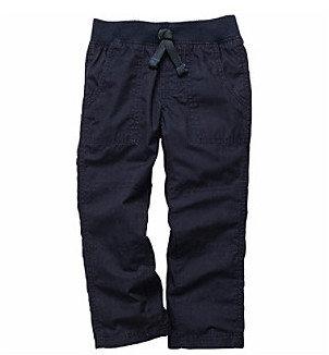 Carter's Baby Boys' Navy Woven Pants