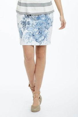 Anthropologie Cheeka Pencil Skirt