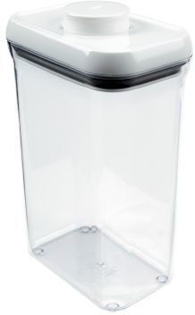 OXO Pop Plastic Containers, Rectangle