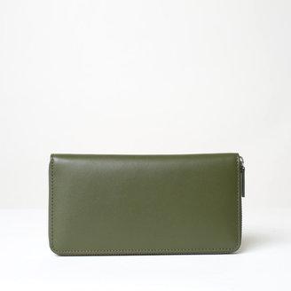 Everlane The Slim Zip Wallet