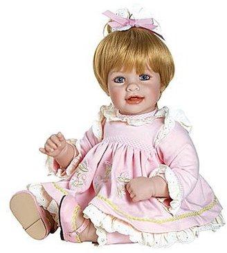"JCPenney Adora Baby Doll, 20"" ""Rosebud"" Blonde Hair/Blue Eyes"