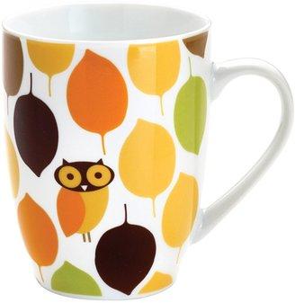 Rachael Ray Little Hoot Mug Set, 4-pc